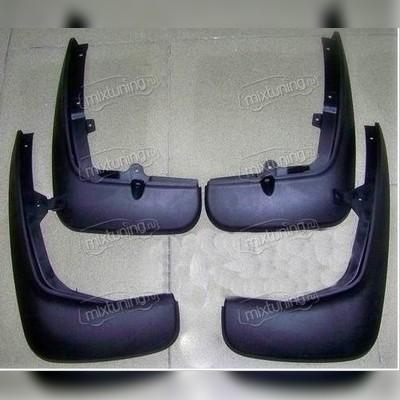 Комплект передних и задних брызговиков (копия оригинала)
