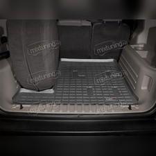 Коврик багажника цвет черный