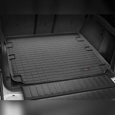 Коврик в багажное отделение цвет черный