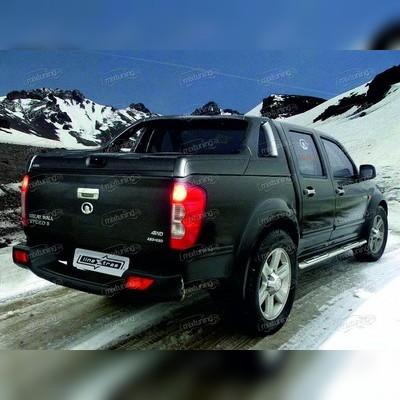 Крышка пикапа Full Box поставляется в цвет кузова модель X EVO II для дойной кабины с 2006 г