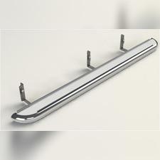 Комплект порогов нержавеющая труба с листом С2 d60mm