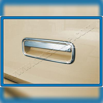 Накладка на ручку двери багажника