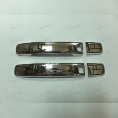 Накладки на дверные ручки с (отверстиями под сенсор)