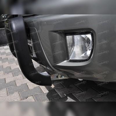 """Передняя декоративная защита из стального корпуса покрытая полиуретаном с логотипом, модель """"Winbo"""""""