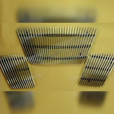 Решетка радиатора вертикальная