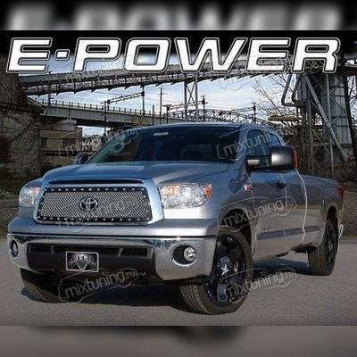 "Решетка радиатора ""E-Power"" Chrome Plated Heavy Mesh Style кроме Limited"