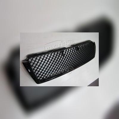 Решетка радиатора стиль BENTELY цвет черный