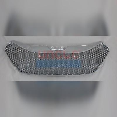 Хромировання решетка радиатора bentley look