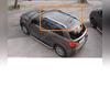 Комплект алюминиевых продольных рейлингов на Mitsubishi ASX (Серебристые)