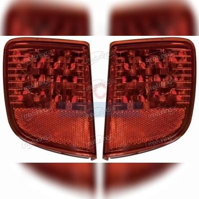 Комплект задних фонарей в бампер диодные