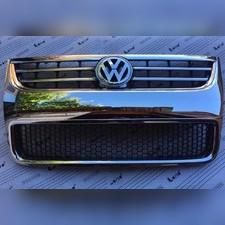 Хромированная решетка радиатора Volkswagen Toureg 2007-2009