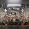 Защита радиатора,картера,коробки передач и раздаточной коробки, топливного бака