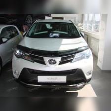 Дефлектор капота Toyota Rav 4 2013-2019