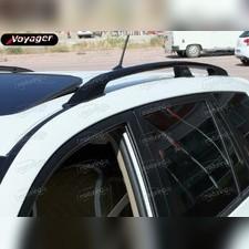 Рейлинги Toyota Rav 4(черные)