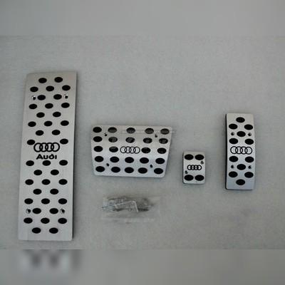 Комплект накладок на педали (3шт)