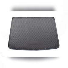 Коврик багажника Volkswagen Touareg 2010-2018 (2-х зонный климат контроль)