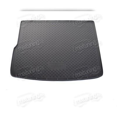 Коврик багажника (полиуретан) (4-х зонный климат контроль)