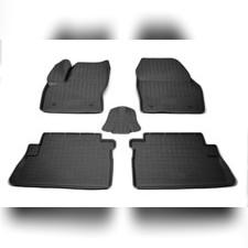 Коврики салона Ford Kuga 3D 2012-нв
