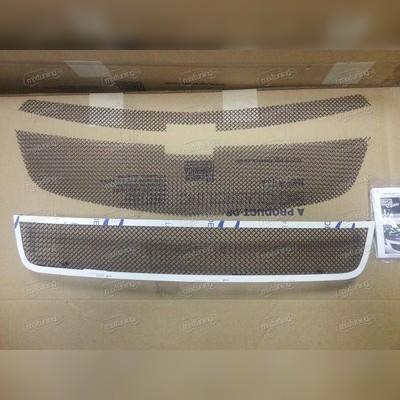 Комплект решеток (цвет черный)