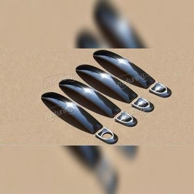 Накладки на дверные ручки (узкая модель)