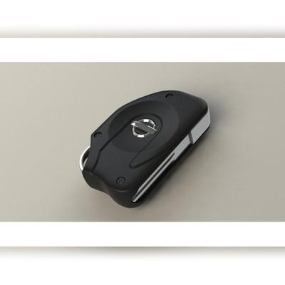 Корпус для переделки простого ключа под выкидной