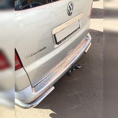 Накладка на крышку багажника над номером, 1 дверь ( с надписью MULTIVAN)