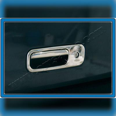 Накладка на ручку двери багажника (нержавейка)