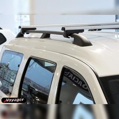 Багажные аэродинамические поперечины 110 см (универсальные)2шт