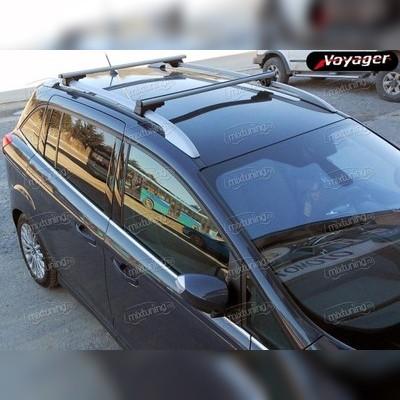 Багажные аэродинамические поперечины 120 см (2шт)