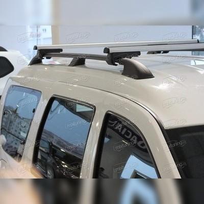 Багажные аэродинамические поперечины 120см (универсальные)
