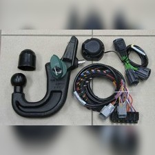 Фаркоп съемный с комплектом электрики (оригинал)