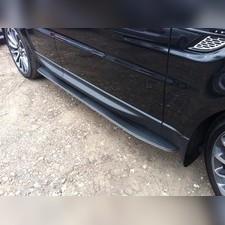 Пороги, подножки, ступени Land Rover Range Rover Sport 2013 - нв (OEM Style)