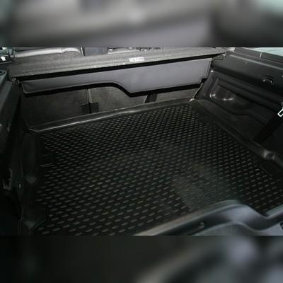 Коврик в багажник (длинный)