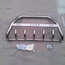 Защита переднего бампера с нижней защитой 60mm