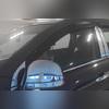 Дефлекторы боковых окон (темные)