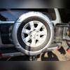 Чехол запасного колеса (крашеный в цвет кузова)