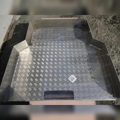 Алюминиевая выкатная платформа