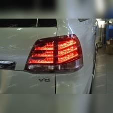 Фонари стиль Lexus