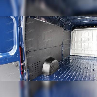Обшивка стенок грузового отсека два яруса 2 мм