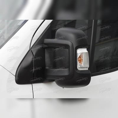 Накладки на боковые зеркала (защита от грязи) 2 шт.