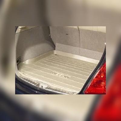 Коврик багажника резиновый