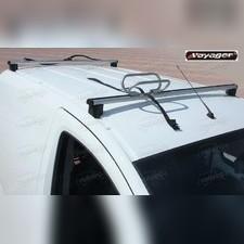 """Комплект аэродинамических поперечин, модель """"X-TEND"""" (полированные)"""