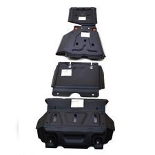 Защита радиатора, картера, кпп и раздаточной коробки