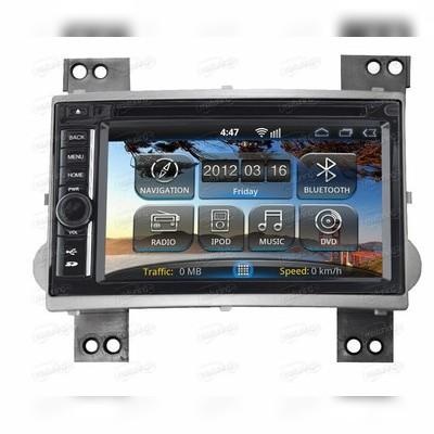 """Штатная магнитола на операционной системе Android 2.3.4, модель """"AHR-7784"""""""