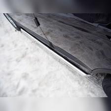 Пороги труба 63 мм