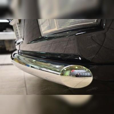 Защита переднего бампера d76 (дуга)