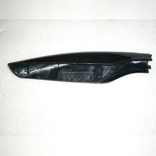 Накладка рейлинга крыши, (черные) передняя правая