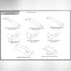 Алюминиевые пороги с отделкой под карбон