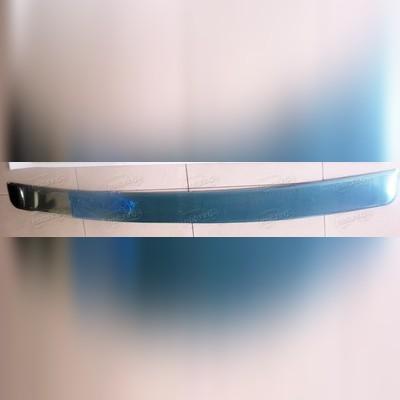 Накладка заднего бампера защитная OE-Style