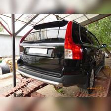 Защита заднего бампера труба Volvo XC90 2002 - 2014 d-60,3 мм